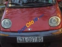 Chính chủ bán Daewoo Matiz MT đời 1999, màu đỏ