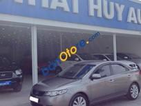 Nhất Huy Auto bán Kia Cerato 1.6 AT đời 2009, màu vàng
