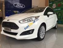 Bán ô tô Ford Fiesta 1.0 Ecoboost sản xuất năm 2017, màu trắng, nhập khẩu nguyên chiếc
