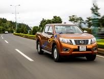 Nissan Navara EL năm 2017, màu nâu, xe nhập
