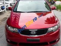 Bán Kia Cerato 1.6 AT đời 2009, màu đỏ