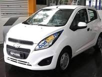 Cần bán Chevrolet Spark Duo sản xuất năm 2017, màu trắng