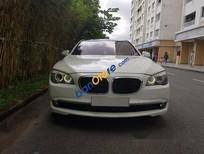 Cần bán gấp BMW 7 Series 740Li đời 2010, màu trắng, xe nhập