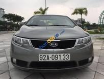 Bán Kia Cerato 1.6AT đời 2009, màu xám, nhập khẩu
