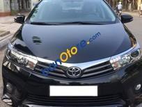 Bán Toyota Corolla altis 2.0 AT đời 2017, màu đen chính chủ, giá 898tr