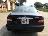 Bán ô tô Daewoo Leganza đời 2000, màu đen chính chủ