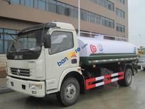 Bán xe phun nước Dongfeng 5m3 năm 2017, màu trắng, nhập khẩu