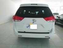 Bán xe Toyota Sienna LE 2.7 sản xuất 2011, màu trắng, nhập khẩu