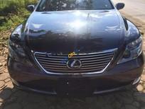 Cần bán gấp Lexus LS 600hL 2008, màu xám, nhập khẩu nguyên chiếc