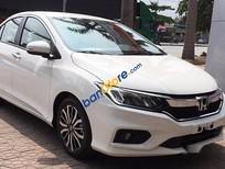 Cần bán xe Honda City sản xuất 2017, màu trắng
