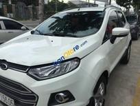 Cần bán gấp Ford EcoSport AT đời 2015, màu trắng, 525tr