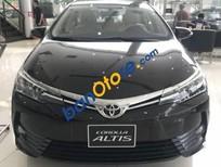 Cần bán xe Toyota Corolla altis AT đời 2017, màu đen giá cạnh tranh