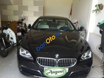 Cần bán gấp BMW 6 Series 640i AT đời 2015, màu đen, nhập khẩu số tự động