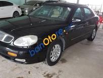 Bán xe Daewoo Leganza sản xuất 2001, màu đen chính chủ, giá tốt