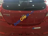 Bán xe Hyundai Accent Blue 1.4 AT năm sản xuất 2015, màu đỏ, giá 566tr
