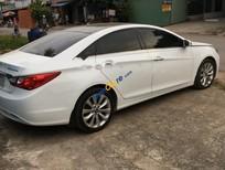 Bán Hyundai Sonata 2.0 AT đời 2012, màu trắng, xe đẹp