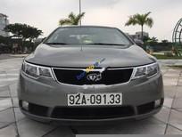Bán xe Kia Cerato 1.6 AT đời 2009, màu nâu, xe nhập