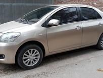 Chính chủ - đổi xe cần bán Toyota Vios 2009, màu vàng cát