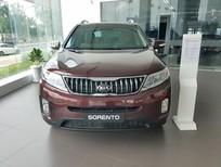 Cần bán Kia Sorento 2.4 GAT sản xuất năm 2016, màu đỏ, giá tốt Đồng Nai, tặng bảo hiểm thân xe