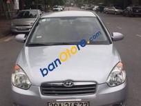 Bán Hyundai Verna sản xuất 2008, màu bạc