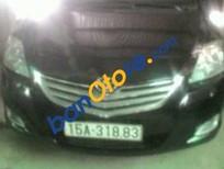 Bán xe Toyota Vios 2010, màu đen