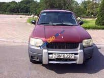 Chính chủ bán Ford Escape XLT đời 2002, màu đỏ