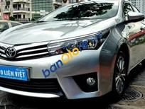 Bán Toyota Corolla altis AT đời 2015, màu bạc