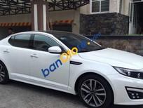 Bán Kia Optima AT đời 2015, màu trắng, nhập khẩu