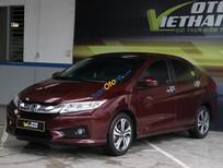 Cần bán Honda City 1.5CVT đời 2016, màu đỏ, 538tr, 36000km
