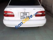 Cần bán lại xe Toyota Corolla năm 2001, màu trắng, giá 125tr