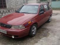 Bán gấp Daewoo Cielo đời 1997, màu đỏ, xe nhập