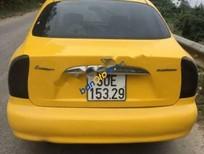 Cần bán lại xe Daewoo Lanos SX 2002, màu vàng, giá 79tr