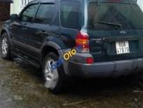 Cần bán gấp Ford Escape 3.0 V6 2001, màu xanh, xe cx