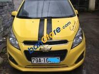 Cần bán xe Chevrolet Spark LT 2014, màu vàng, giá chỉ 225 triệu