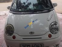 Cần bán gấp Daewoo Matiz SE sản xuất 2008, màu trắng