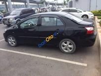 Bán Toyota Vios E đời 2010, màu đen, giá 265tr