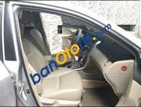 Cần bán gấp Toyota Corolla altis AT 2012, màu bạc