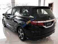 Bán xe Honda Odyssey năm sản xuất 2017, màu đen, nhập khẩu Nhật Bản