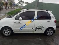 Bán Daewoo Matiz MT đời 2007, màu trắng, giá chỉ 110 triệu