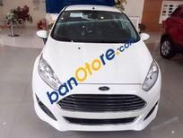 Cần bán Ford Fiesta Titanium sản xuất năm 2017, màu trắng