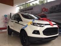 Cần bán xe Ford EcoSport AT đời 2017, màu trắng, giá chỉ 545 triệu