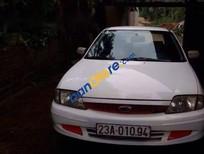 Bán xe Ford Laser đời 1999, màu trắng, rất tiết kiệm xăng 6L/100km, máy móc nguyên bản