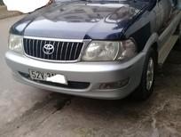 Bán ô tô Toyota Zace GL 2003, màu xanh lam, xe gia đình còn nguyên zin
