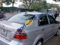 Bán xe Daewoo Gentra đời 2009, màu bạc, đăng kiểm còn dài