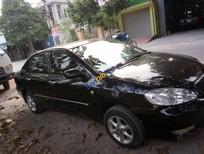 Cần bán lại xe Toyota Corolla J 1.3 MT 2003, màu đen, giá 185tr