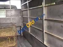 Bán lại xe Thaco TOWNER đời 2012, thùng đóng khung