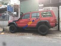 Bán Jeep Cherokee AT năm 1993, màu đỏ, xe cũ