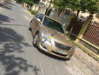 Bán Toyota Camry 2.4G sản xuất 2008, màu vàng chính chủ, 520tr