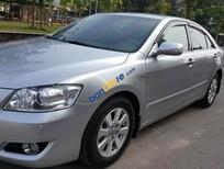 Cần bán Toyota Camry 2.4G số tự động, sản xuất 2008, màu bạc, xe tuyệt đẹp