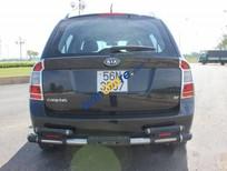 Bán Kia Carens SX 2.0AT đời 2009, màu đen